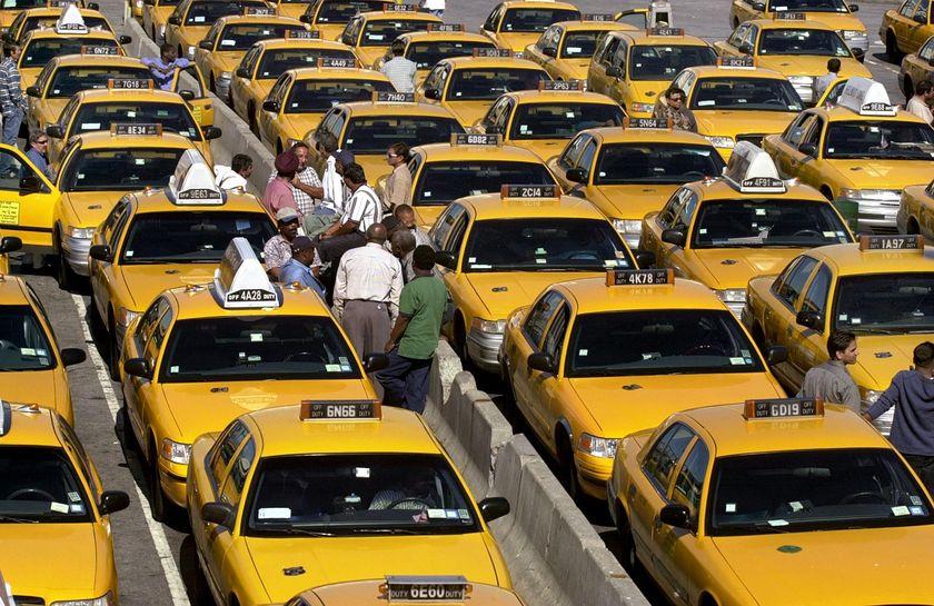 Honda Civic Jordan No. 117/500 (Lisa) Ny-taxi-cabs